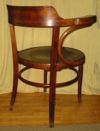 Josef Jaworek Pub-Style Chair   Collectors Weekly