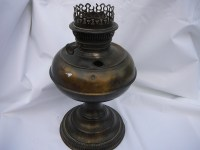 Antique Oil Lamps Identification
