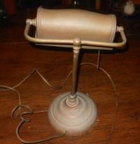 Vintage Piano (or Desk) Lamp | Collectors Weekly