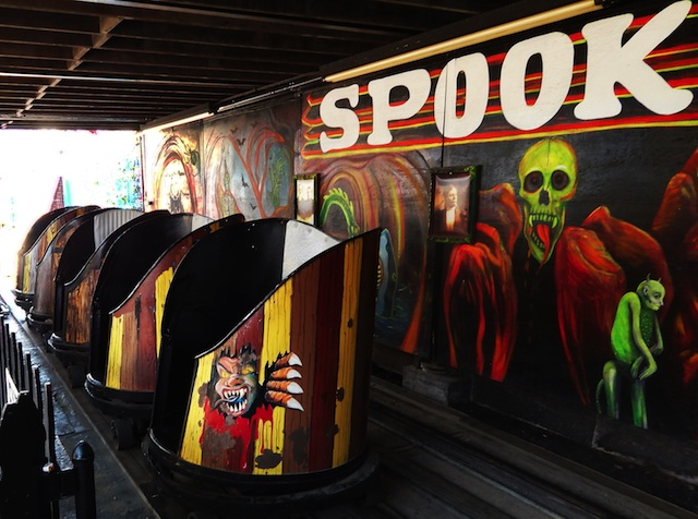 Jeepers Creepers! Why Dark Rides Scare the Pants Off Us Collectors