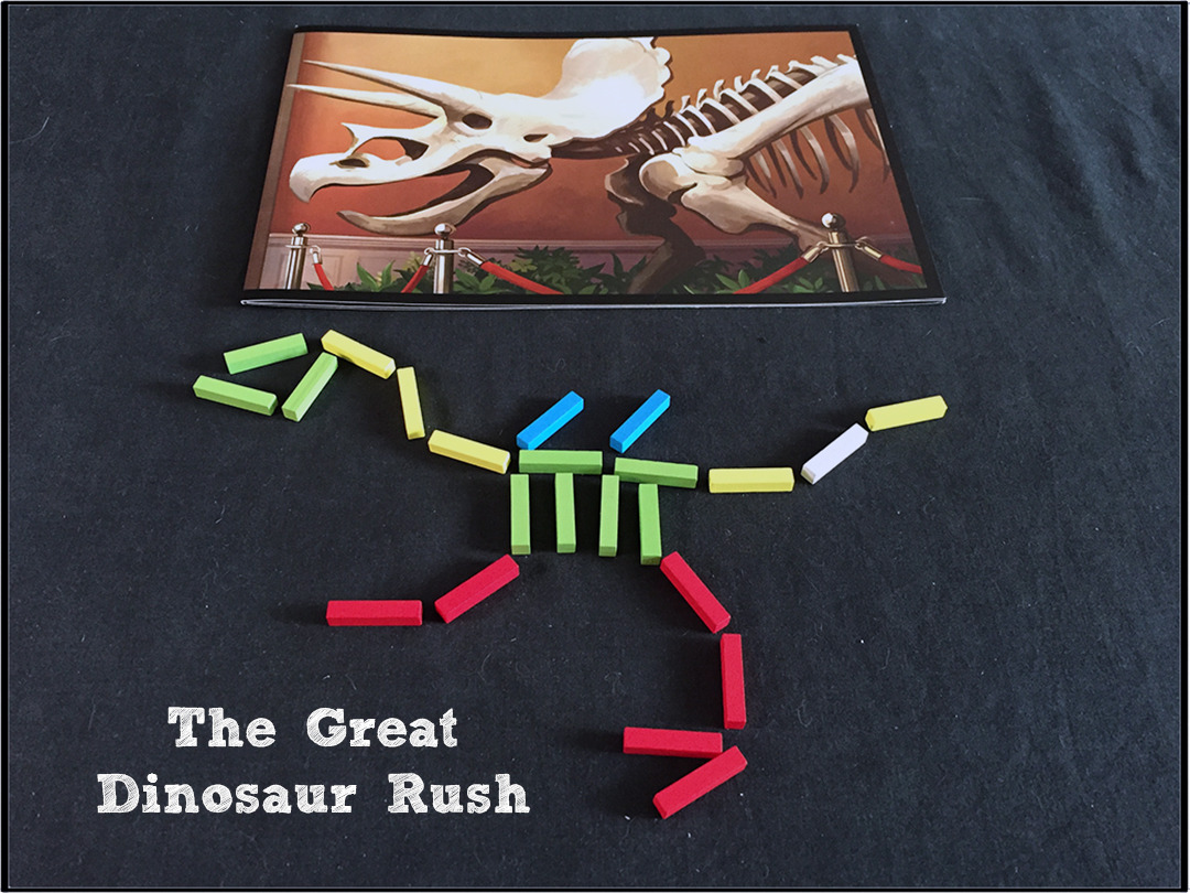 Credit Habitat Bourges Story Board Reviews The Great Dinosaur Rush The Great Dinosaur