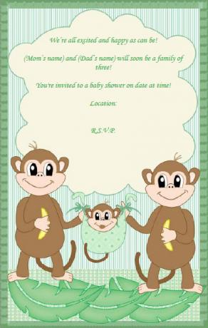 Free Printable Baby Shower Invitations - Printable Baby Shower Invite