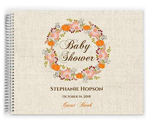 Choosing anBaby Shower Sign-In Book for Guests LoveToKnow