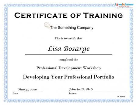 Sample Certificate Templates Freebie Friday Gift Certificate - sample certificate templates