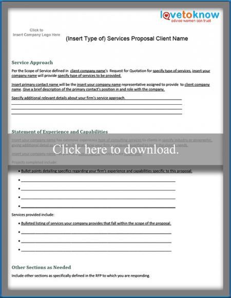Business Estimate Template Example Work Estimate Template For Job - service quote template