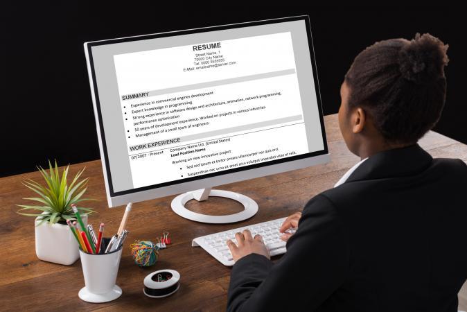Free Resume Builder Software LoveToKnow