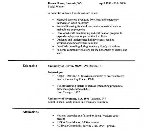 resume buzzwords for communication