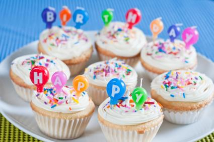 Birthday Cupcake Ideas LoveToKnow