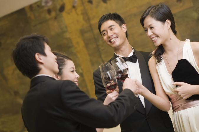 Dress Codes for Charity Events - formal event