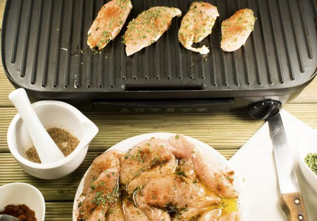 George Foreman Grill Cooking Times LoveToKnow