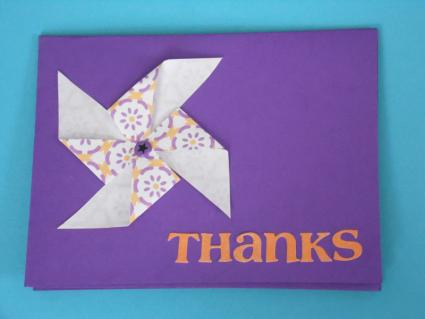 3 Designs for Homemade Thank You Cards LoveToKnow