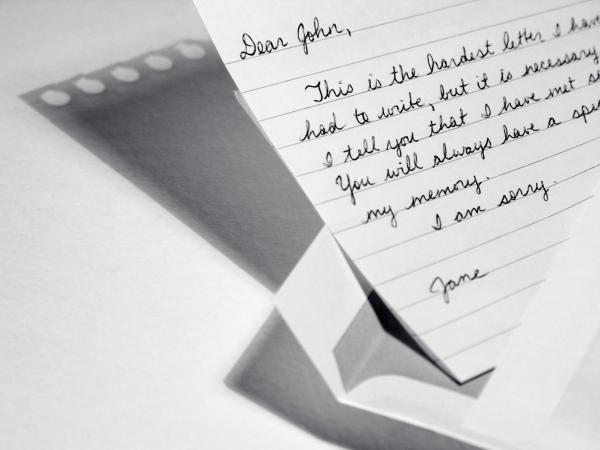 18 Free Breakup Letter Examples LoveToKnow