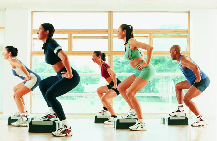 Examples Of Aerobic Exercise Lovetoknow