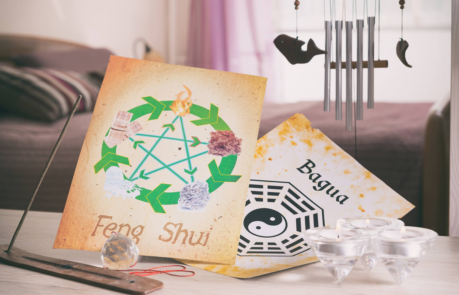 Salon Feng Shui Plan How To Use A Bagua Map Lovetoknow