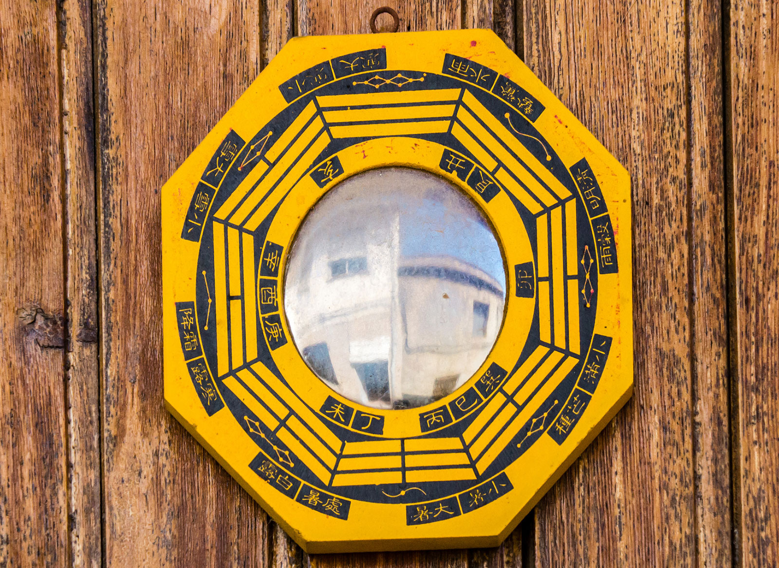 Fen Shui How To Choose A Feng Shui Bagua Mirror Lovetoknow