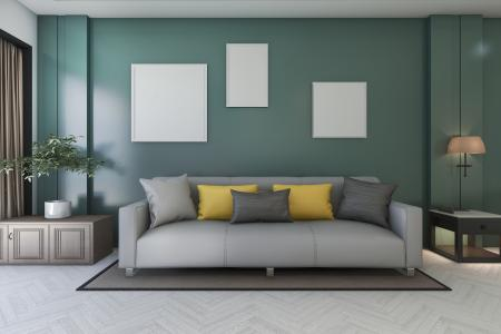 Feng Shui Colors for Rooms - feng shui living room colors