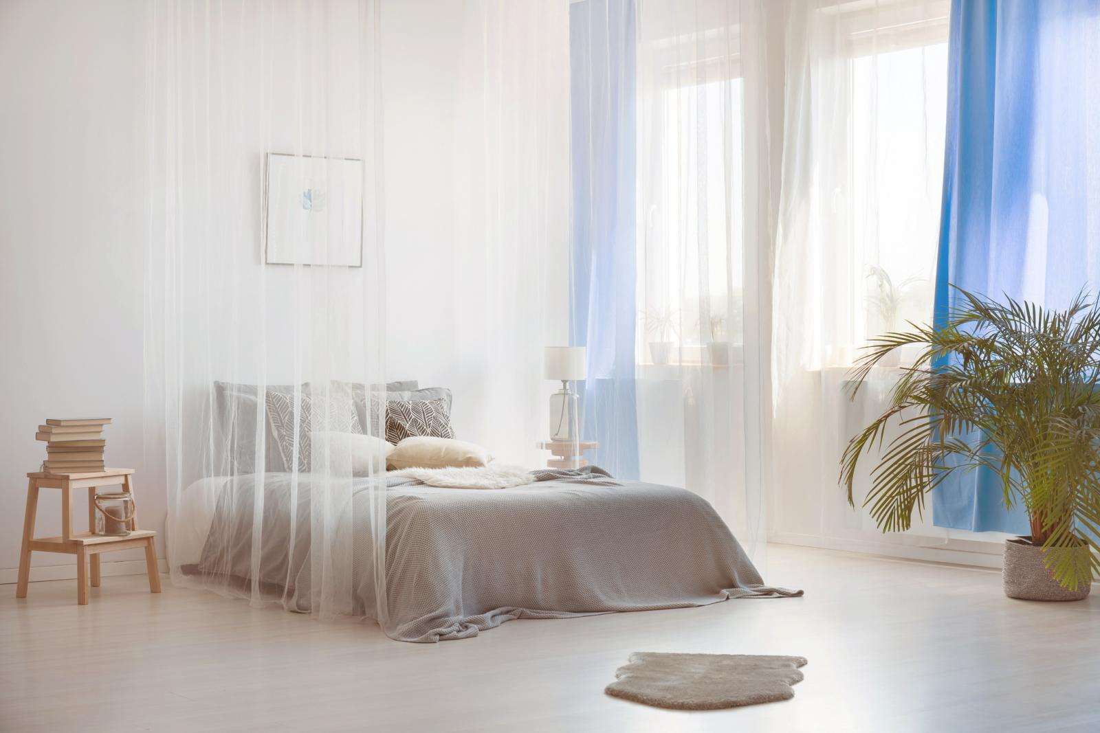 Headboards In Front Of Windows Feng Shui Help When Your Bed Is Positioned Under A Window Lovetoknow