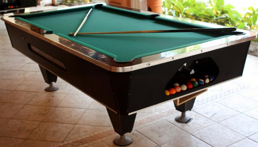 Outdoor Pool Tables America39s Best Lifechangers