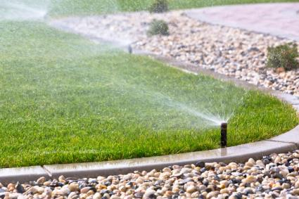 Basics of Lawn Sprinkler System Design - garden irrigation design