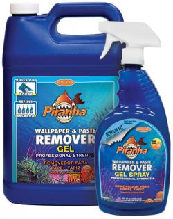 Wallpaper Glue Removal