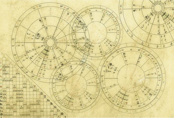What Free Astrological Birth Charts Reveal