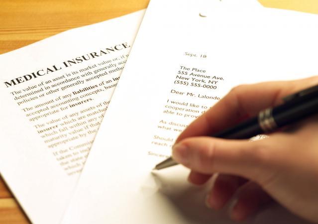 Sample Insurance Cancellation Letter LoveToKnow
