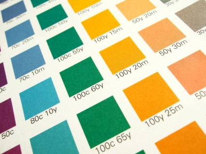 Paint Color Chart LoveToKnow