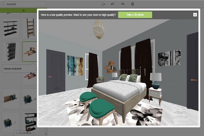 Design Your Own Bedroom Online for Free - design bedroom online