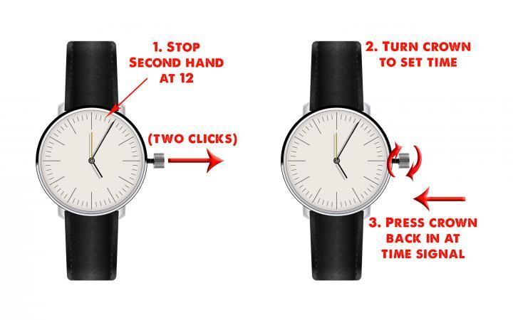 How To Set A Casio Watch Lovetoknow
