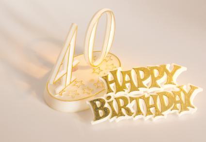 Invitation Wording for 40th Birthday LoveToKnow