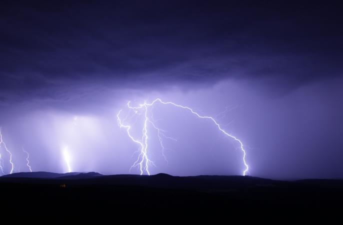 Lightning Storm Safety