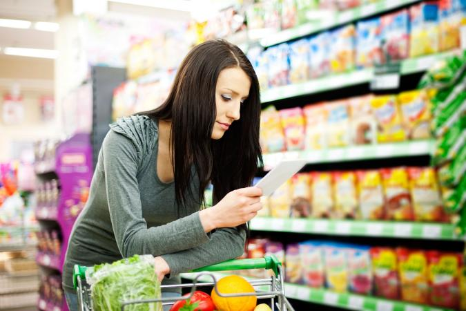 Basic Grocery List LoveToKnow