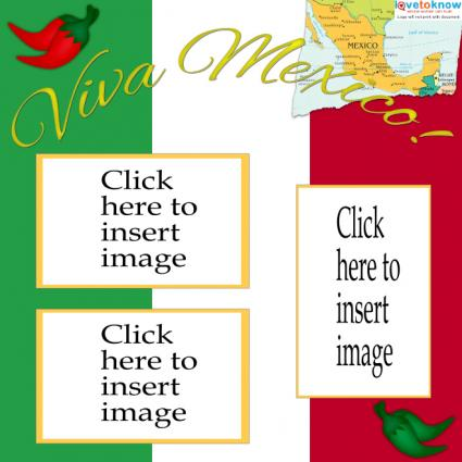 Scrapbook Layout Ideas for Mexico LoveToKnow