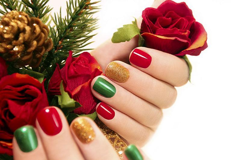 Nail Polish Colors Christmas Hession Hairdressing