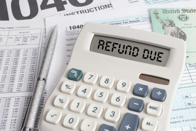 How to Estimate Your Tax Refund LoveToKnow