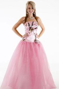 Camo Prom Dresses [Slideshow]