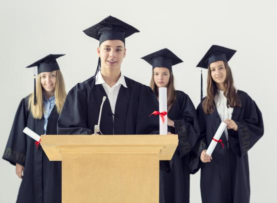 High School Graduation Speech Samples LoveToKnow