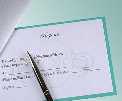 Wedding RSVP Etiquette and Issues LoveToKnow