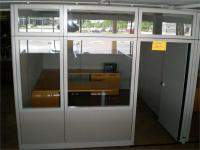 Office Cubicle Privacy Door Related Keywords - Office ...