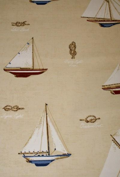DREAM WALLPAPER: Nautical Wallpaper
