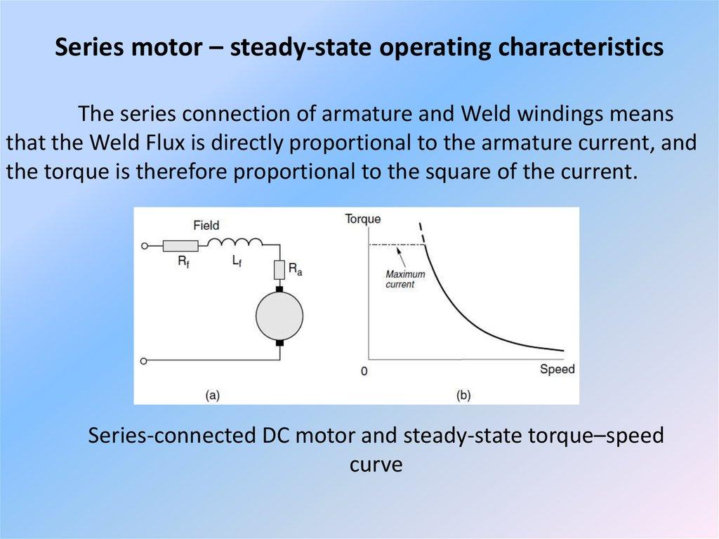 Motor classification - online presentation