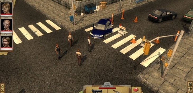 Top 10 Zombie Games 2014 - Dead State