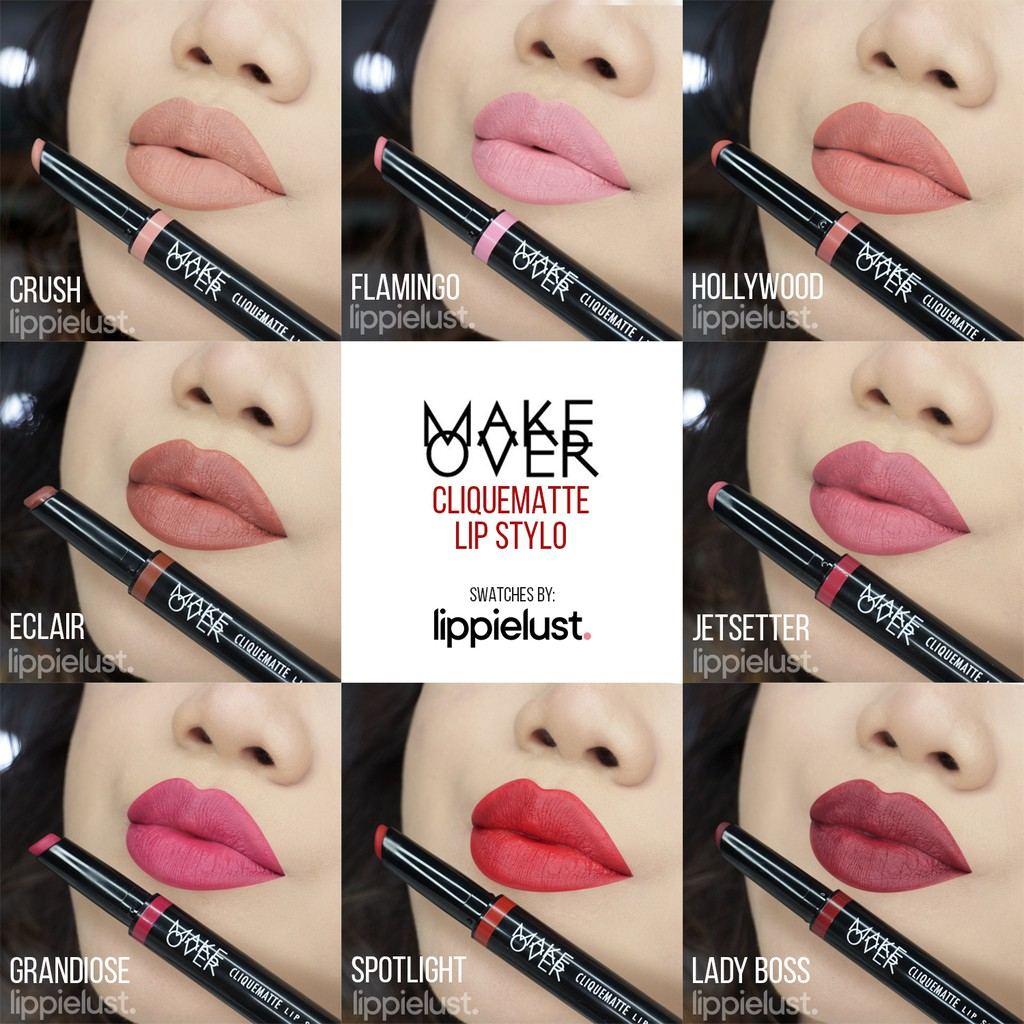 Make Over Make Over Cliquematte Lip Stylo
