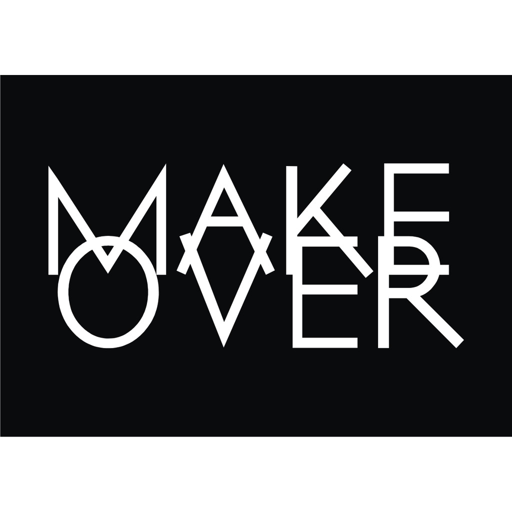 Make Over Make Over Two Way Cake Intense Matte Lip Cream Eye Shadow Palette