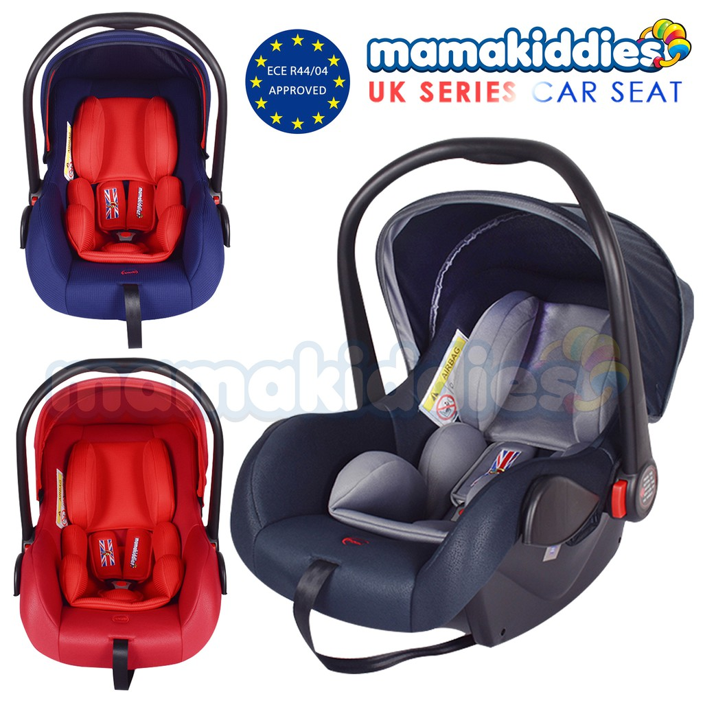 Infant Rocker Carrier New Mamakiddies Extra Comfy New Born Infant Car Seat Baby Carrier Carseat