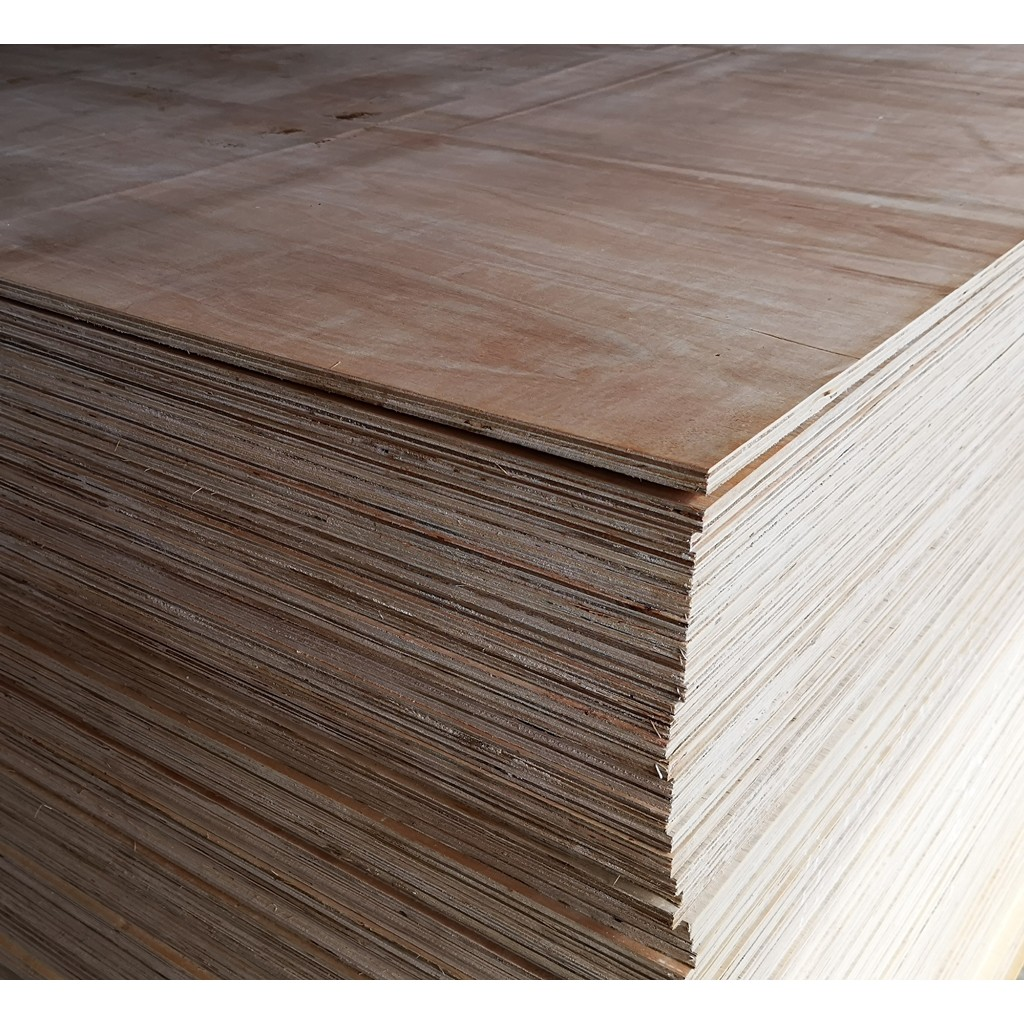 Ukuran Blockboard Plywood 12mm X 1 Ft X 2 Ft 305mm X 610mm Papan Wood Panel