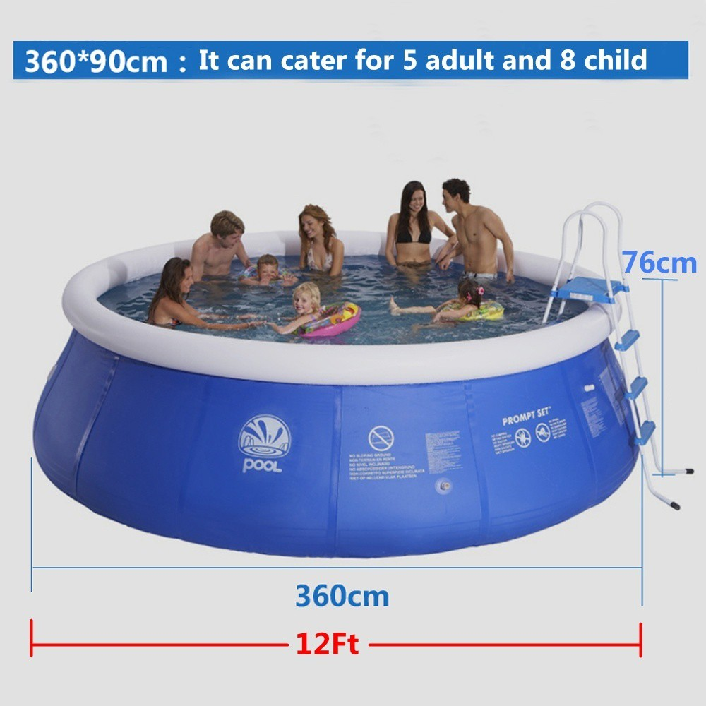 Bestway Frame Pool Untergrund Ifselect Inflatable Swimming Pool Kids Water Sports Inflatable Pool Ground Family Swim Pool Multiplayer Pool