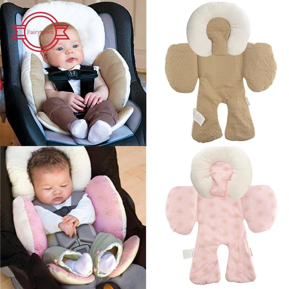 Newborn In Pram Seat Car Safety Seats Car Seat Accessories Baby Two Sided