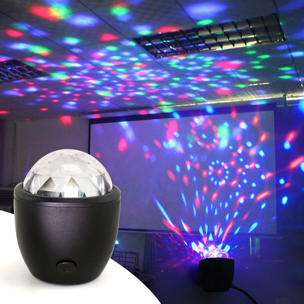 Macam2 Lampu Led Ktv Atmosphere Led Light Usb Powered Voice Disco Activated Party Bar Dj Bulb