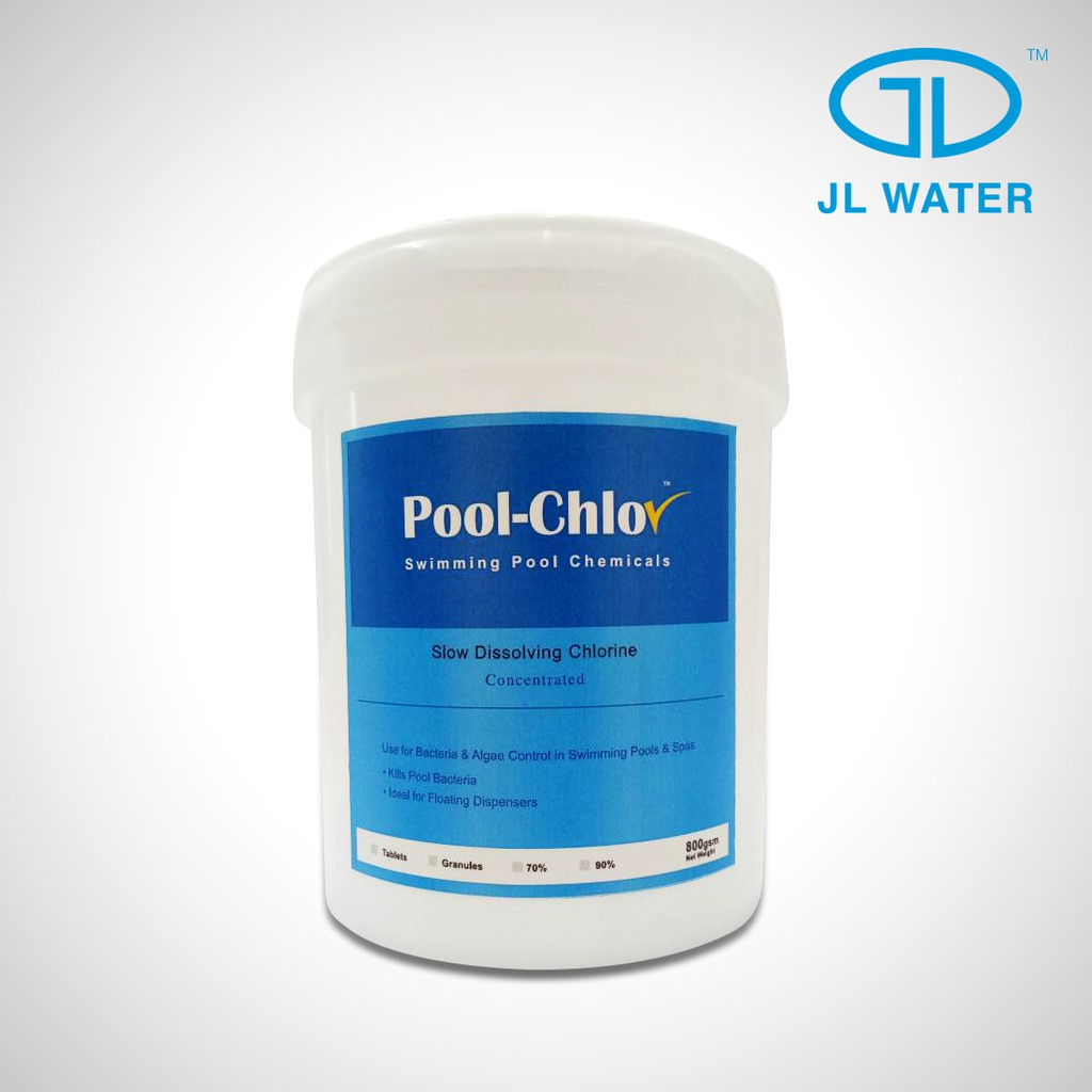 Chlor Pool Test Pool Chlor 70 Swimming Pool Chemical 1kg